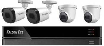 Комплект видеонаблюдения Falcon Eye FE-104MHD Офис Smart (FE-104MHD KIT ОФИС SMART)