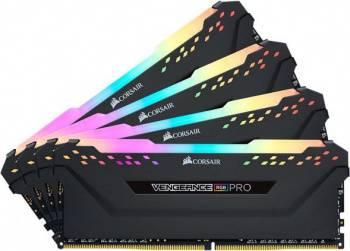 Модуль памяти DIMM DDR4 4x16Gb Corsair (CMW64GX4M4C3466C16)