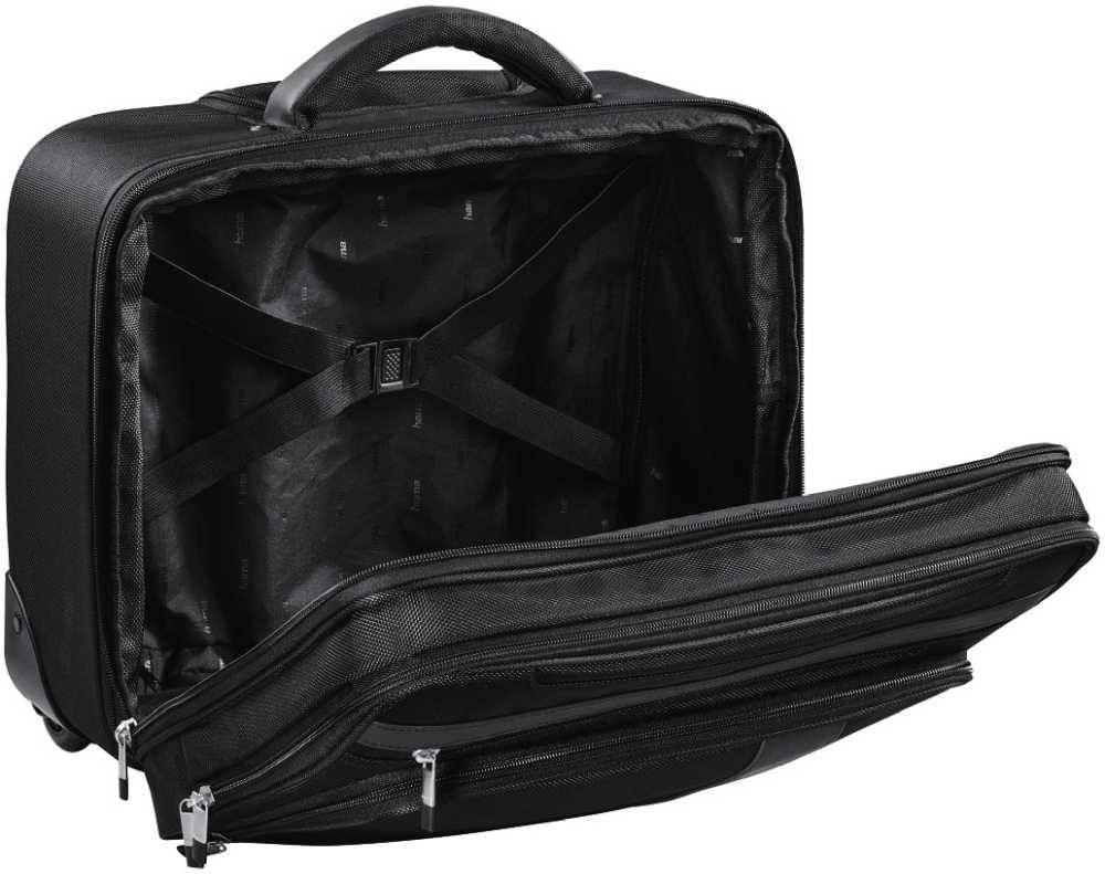 """Сумка для ноутбука 15.6"""" Hama Dublin Notebook-Trolley черный (00101279) - фото 5"""
