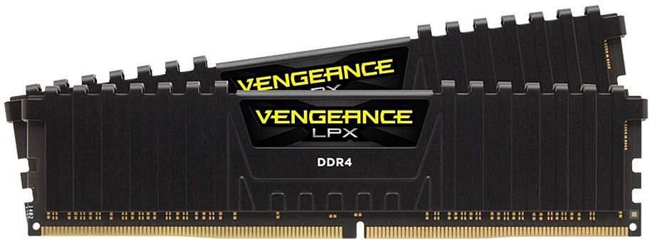 Модуль памяти DIMM DDR4 2x16Gb Corsair (CMK32GX4M2C3333C16) - фото 1