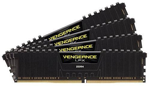 Модуль памяти DIMM DDR4 4x16Gb Corsair (CMK64GX4M4C3200C16) - фото 1