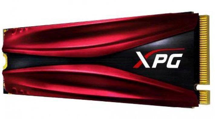Накопитель SSD 256Gb A-Data S11 Pro AGAMMIXS11P-256GT-C PCI-E x4 - фото 2