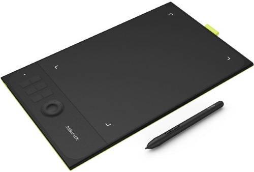 Графический планшет XP-Pen Star 06C фисташковый/черный (STAR06C) - фото 4