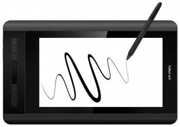 Графический планшет XP-Pen Artist 12 черный (ARTIST12)