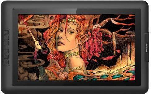 Графический планшет XP-Pen Artist 15.6 черный (ARTIST15.6) - фото 1