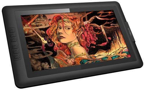 Графический планшет XP-Pen Artist 15.6 черный (ARTIST15.6) - фото 2