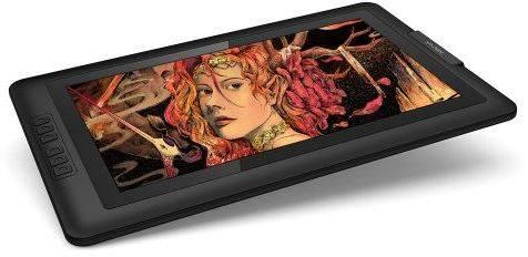 Графический планшет XP-Pen Artist 15.6 черный (ARTIST15.6) - фото 3