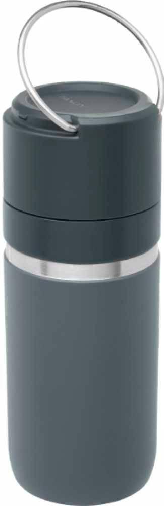 Термокружка Stanley Ceramivac серый (10-03107-009) - фото 3