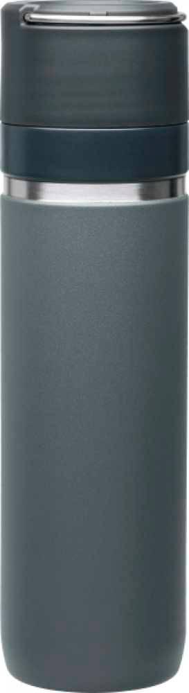 Термокружка Stanley Ceramivac серый (10-03108-009) - фото 3