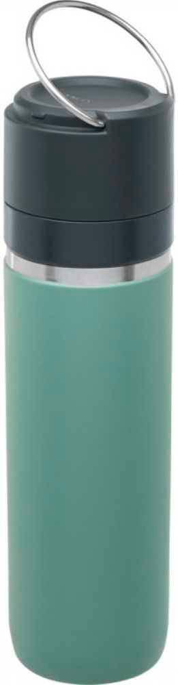 Термокружка Stanley Ceramivac серый (10-03108-011) - фото 2