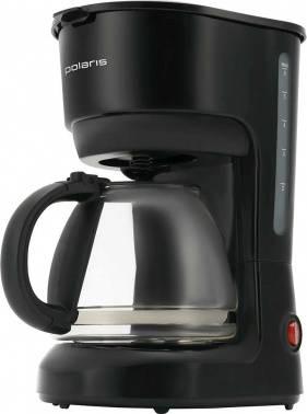 Кофеварка капельная Polaris PCM 0632 черный