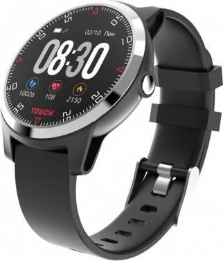 Смарт-часы KREZ Conga черный (SW21)