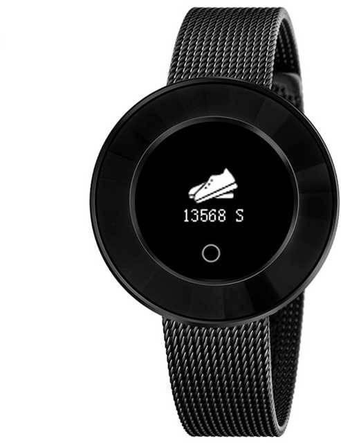 Смарт-часы KREZ Tango черный (SW24) - фото 1