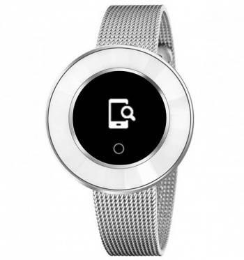 Смарт-часы KREZ Tango серебристый (SW23)