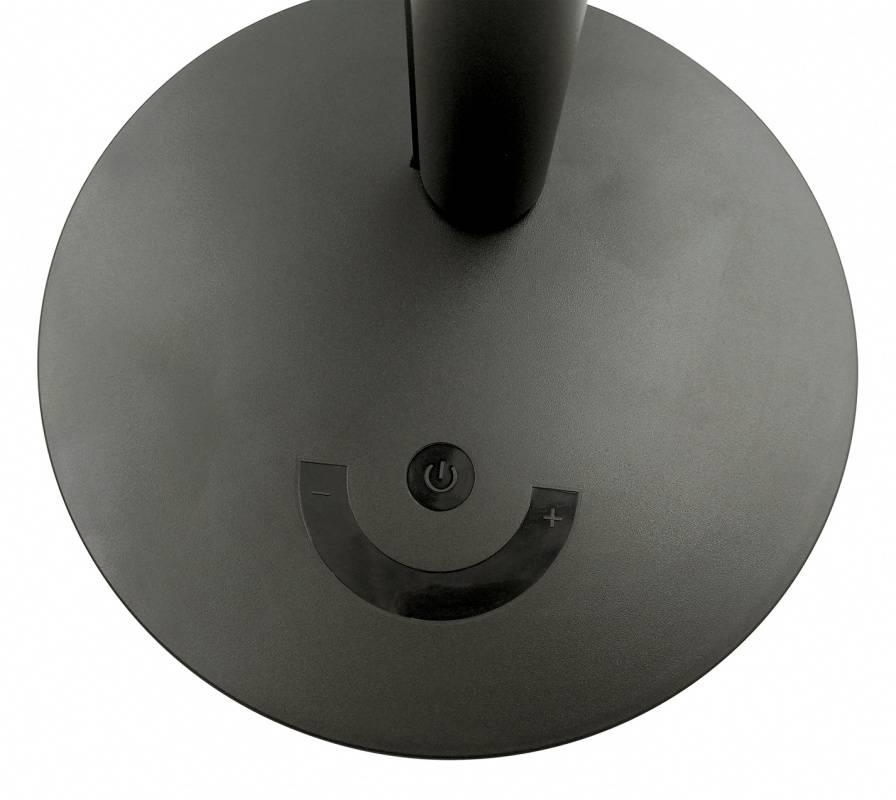 Светильник настольный Lucia Scandi черный (L560-B) - фото 4