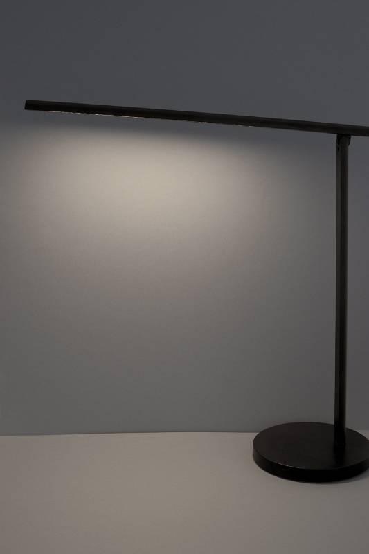 Светильник настольный Lucia Scandi черный (L560-B) - фото 6