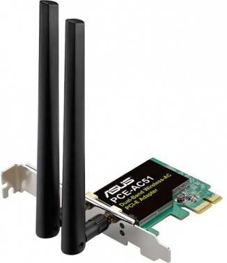 Сетевой адаптер WiFi Asus PCE-AC51