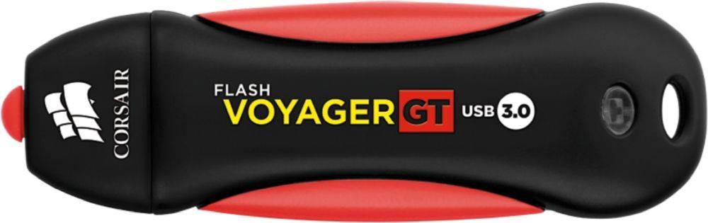 Флешка Corsair Voyager GT 128ГБ USB3.0 черный (CMFVYGT3C-128GB) - фото 4