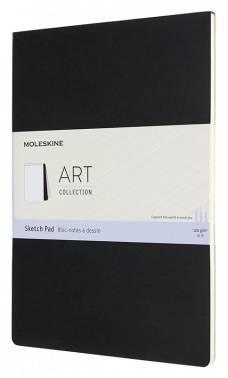 Блокнот Moleskine Art Soft Sketch Pad A4 (ARTSKPAD8)