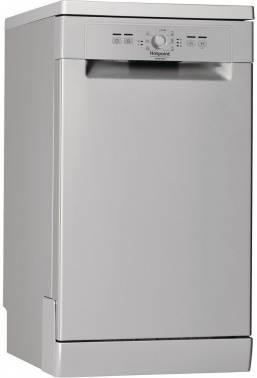 Посудомоечная машина Hotpoint-Ariston HSFE 1B0 C S серебристый (155299)