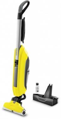 Пылесос-электровеник Karcher FC 5 желтый (10555000)