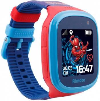 Смарт-часы КНОПКА ЖИЗНИ Marvel Человек-Паук синий (9301101)