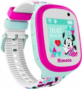 Смарт-часы КНОПКА ЖИЗНИ Disney Микки розовый (9301106)