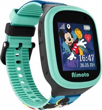 Смарт-часы КНОПКА ЖИЗНИ Disney Микки бирюзовый (9301105)