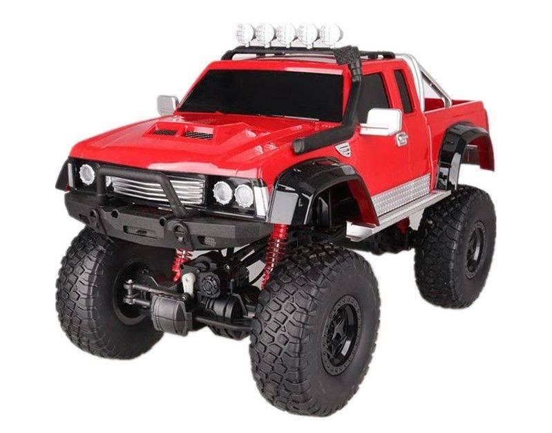 Машина радиоуправляемая HBX Climbing Car пластик красный (MZ-2855) - фото 1