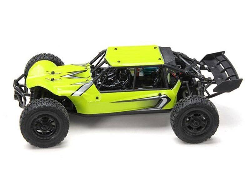 Машина радиоуправляемая HBX Ratchet пластик зеленый (HBX-18856) - фото 3