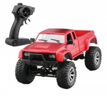 Машина радиоуправляемая Aosenma RC Rock Crawler Car пластик красный (FY002B)