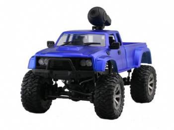 Машина радиоуправляемая Aosenma RC Rock Crawler Car пластик синий (FY002BW)