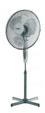 Вентилятор напольный Scarlett SC-SF111RC03 серый