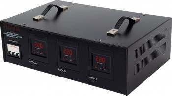 Стабилизатор напряжения Ресанта АСН-4500/3 серый (63/4/2)
