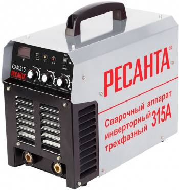 Сварочный аппарат Ресанта САИ-315-3ф (65/25)