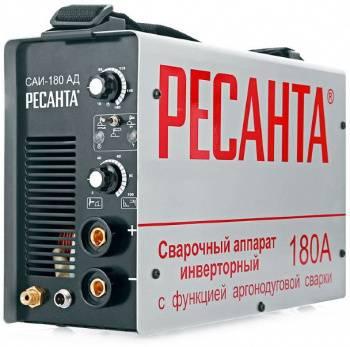 Сварочный аппарат Ресанта САИ-180-АД (65/16)