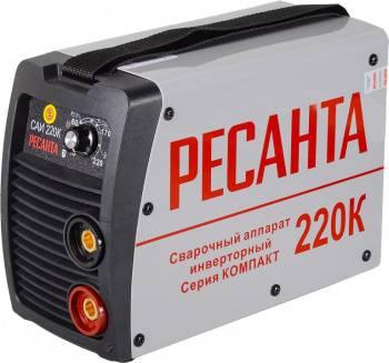 Сварочный аппарат Ресанта САИ-220К (65/37)