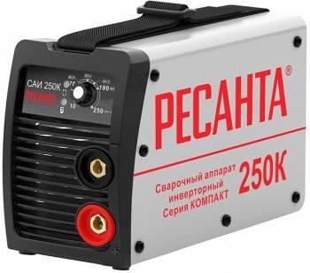 Сварочный аппарат Ресанта САИ-250К (65/38)
