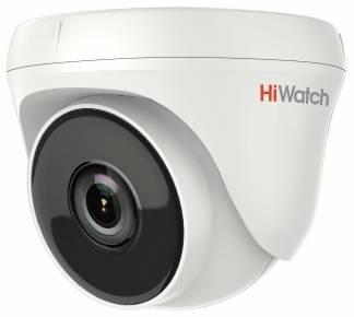 Камера видеонаблюдения Hikvision HiWatch DS-T233 белый (DS-T233 (2.8 MM))