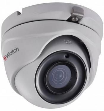 Камера видеонаблюдения Hikvision HiWatch DS-T503(B) белый (DS-T503 (B) (6 MM))