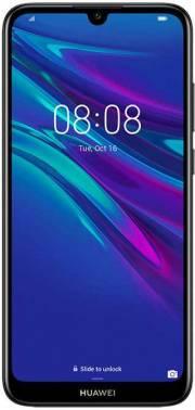 Смартфон Huawei Y6 (2019) 32ГБ черный (51093KWR)