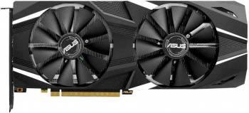 Видеокарта Asus GeForce RTX DUAL-RTX2080-A8G 8192 МБ (DUAL-RTX2080-A8G)