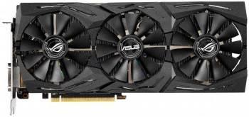 Видеокарта Asus Radeon RX 590 8192 МБ (ROG-STRIX-RX590-8G-GAMING)