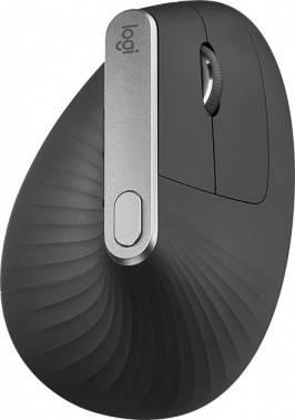 Мышь Logitech MX Vertical черный (910-005448)