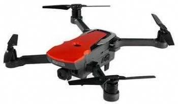 Квадрокоптер AOSENMA AOS-CG033 красный/черный