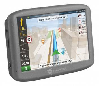 "GPS-навигатор Navitel N500 MAG 5"" черный"