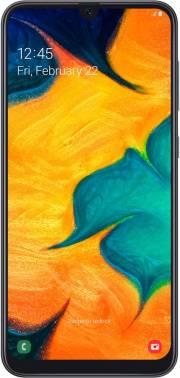 Смартфон Samsung Galaxy A30 SM-A305F 32ГБ черный (SM-A305FZKUSER)