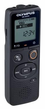 Диктофон 4Gb Olympus VN-541PC черный