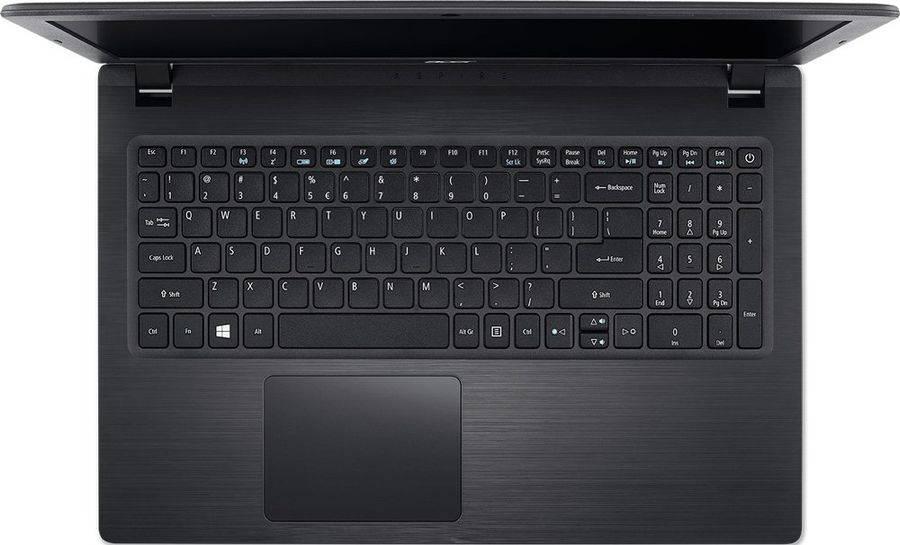 "Ноутбук 15.6"" Acer Aspire 3 A315-21-21JW черный (NX.GNVER.092) - фото 2"