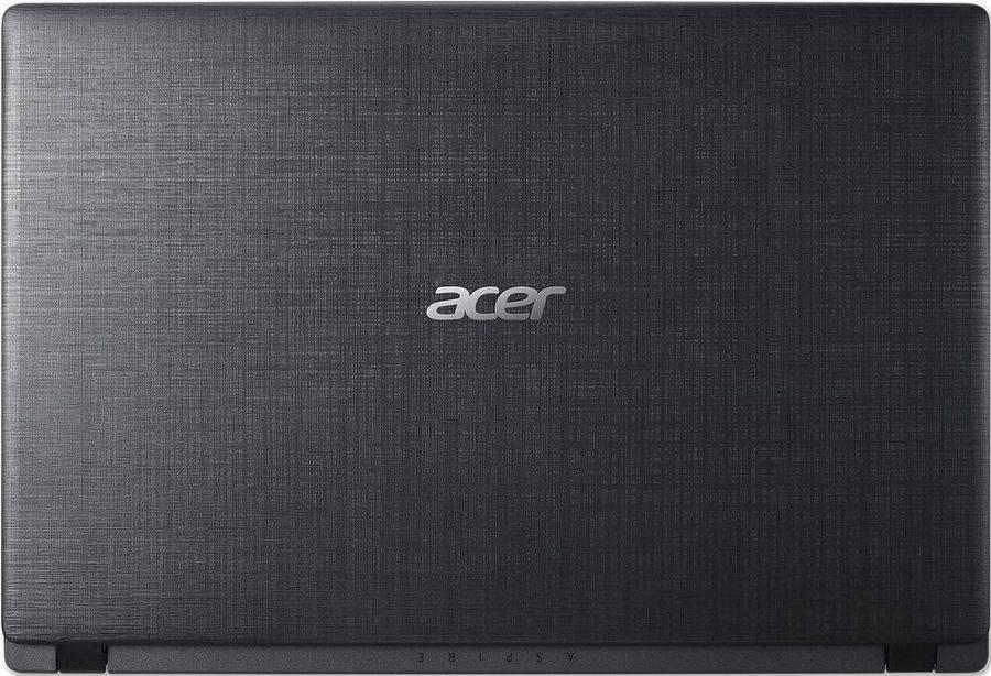 "Ноутбук 15.6"" Acer Aspire 3 A315-21-21JW черный (NX.GNVER.092) - фото 4"